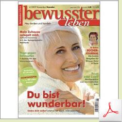 Zeitschrift bewusster Leben