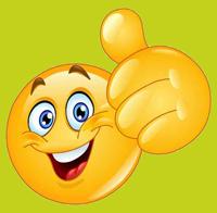 Daumen Smiley
